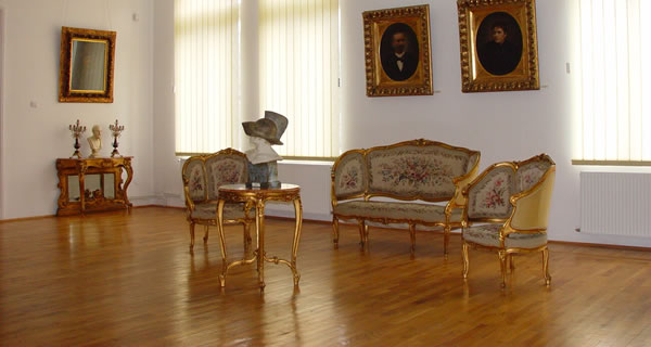 Sectia arta, Muzeul Brailei