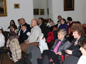 Audiţie muzicală dedicată Sfântului Crăciun