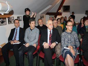 Întâlnire cu dr. Cristian Bădiliţă: conferinţa