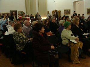 """Lansarea cartii """"Rusii lipoveni din România - istorie si actualitate. Comunitatea Rusilor lipoveni din Braila - model de convietuire multietnica în context national si european"""", de Pavel Tudose"""