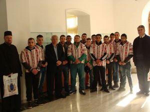 Colindatori de la Grupul Penitenciar Minori si Tineri Tichilesti