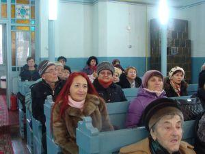 Participare la sărbătoarea Hanuka, la Templul Coral Brăila. Organizator: Comunitatea Evreilor Brăila