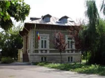PANAIT ISTRATI MEMORIAL HOUSE