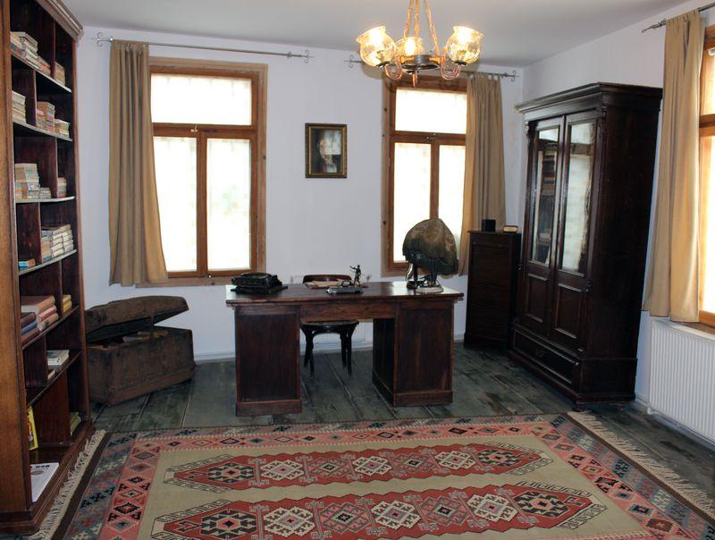 Biroul lui Perpessicius